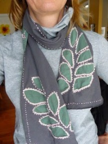 reverseappliquetshirtscarf