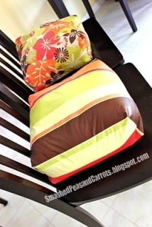 Tutorial Wipe Clean Booster Seat Cushions From A Vinyl