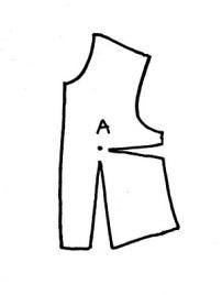 Tutorial: Pattern drafting with darts and princess seams