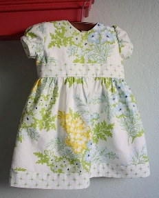 tutorial charlotte dress for baby girls � sewing