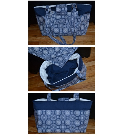 Tutorial Diaper Bag And Matching Changing Pad Sewing