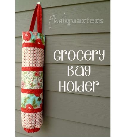 Tutorial: Grocery bag holder and disepnser