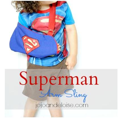supermanarmsling