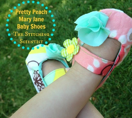 Free pattern: Mary Jane baby shoes, plus how to draft your own pattern