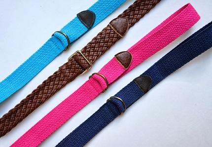 Tutorial: Simple D-ring belt