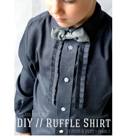 ruffleshirt