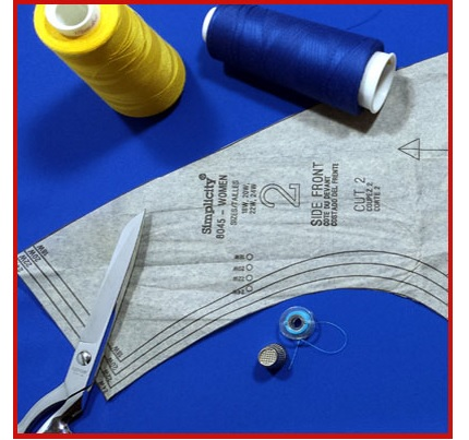 Tutorial: Calculating and removing ease from a sewing pattern