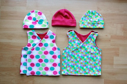Idea file: NICU shirts with lots of snaps