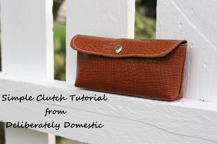 Tutorial: Simple clutch with a snap