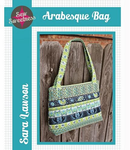Free pattern: Arabesque Bag