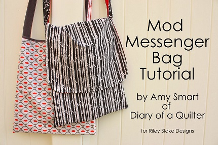Tutorial: Mod Messenger Bag
