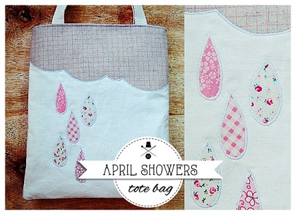 Tutorial: April Showers Tote