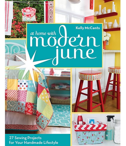 Review and giveaway: At Home With Modern June