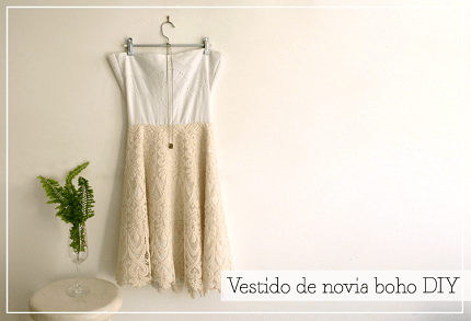 Video tutorial: Boho-style lace dress from a tablecloth and sheet
