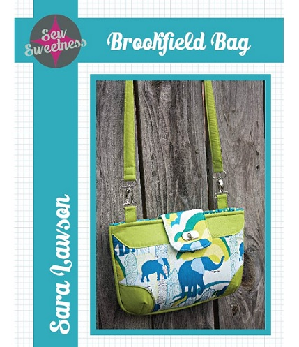 Free pattern: Brookfield Bag