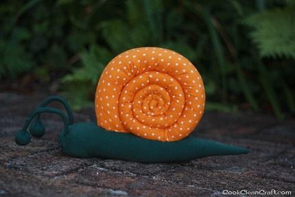 Tutorial: Snail softie