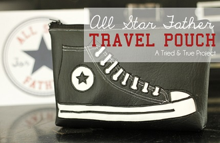 Tutorial: All Star Travel Pouch