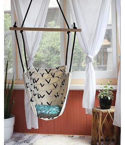 Tutorial: DIY hammock chair