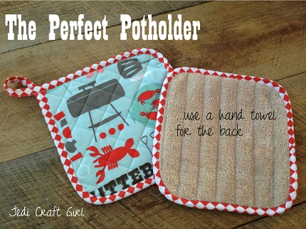Tutorial: The Perfect Potholder