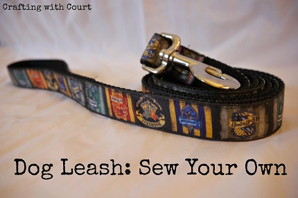 Tutorial: DIY a dog leash