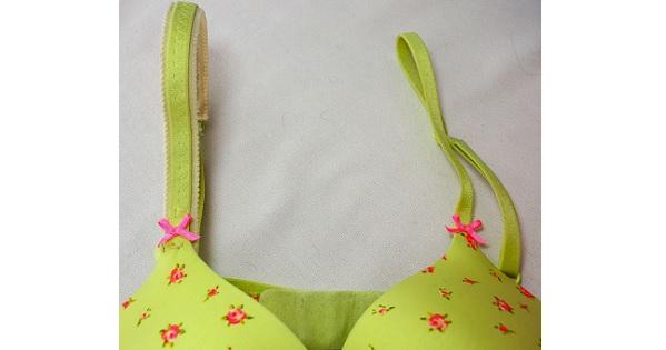 Tutorial: Reinforce your bra straps