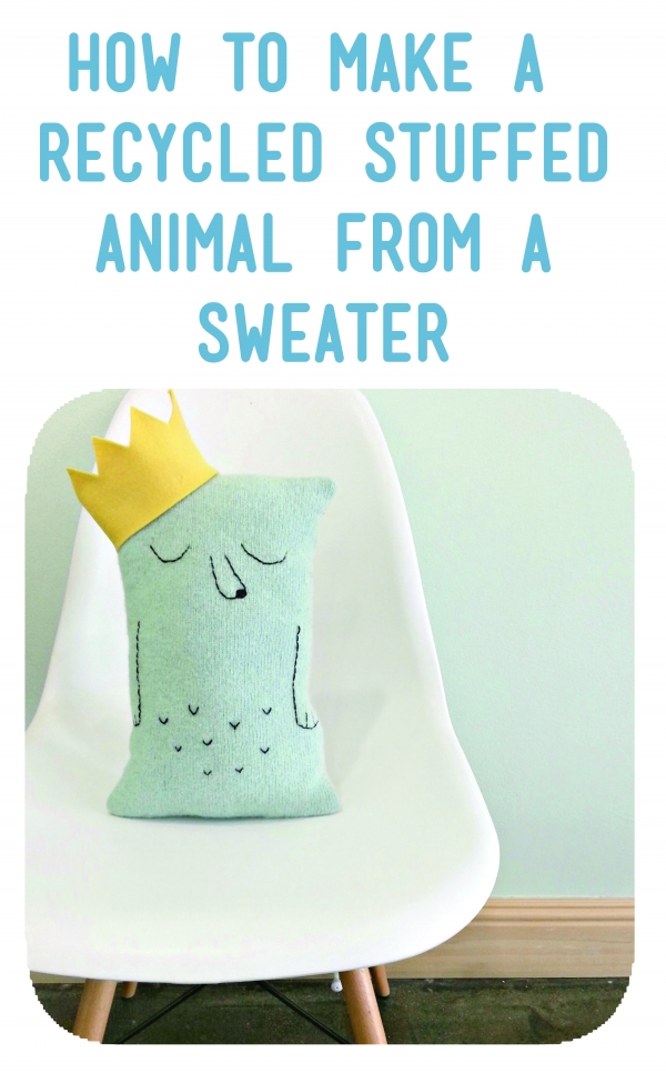 10 Cute Stuffies With Tutorials Sewing