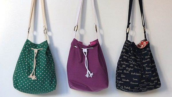 Tutorial: Fairly Bucket Bag
