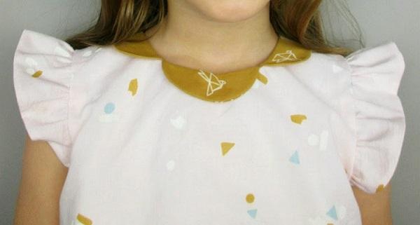 Tutorial: Mary Darling collar