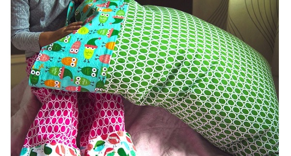 Tutorial: Cute pillowcase made easy
