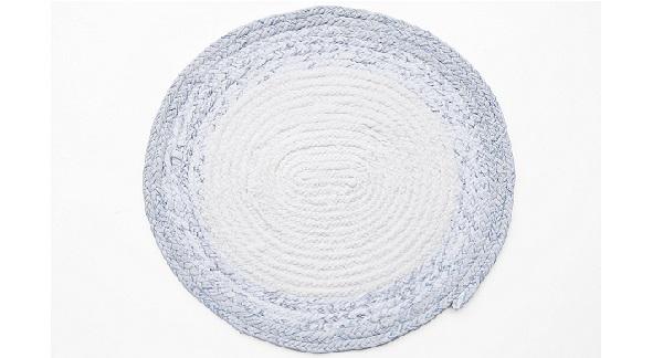 Tutorial: Braided t-shirt rug