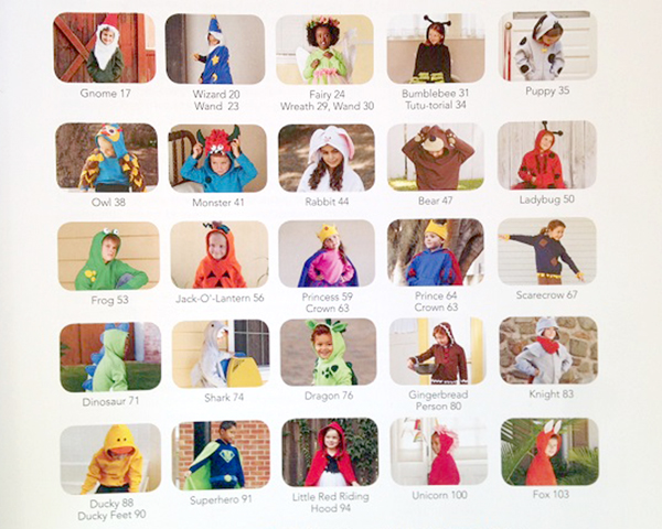 Review and giveaway: Playful Hoodies