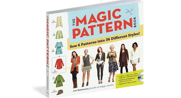 Read my review & enter giveaway for The Magic Pattern Book