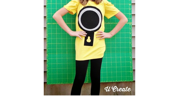 Tutorial: Dress up as a rotary cutter and cutting mat for Halloween