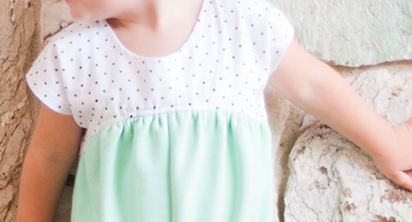 Free pattern: Penny Playsuit for toddlers