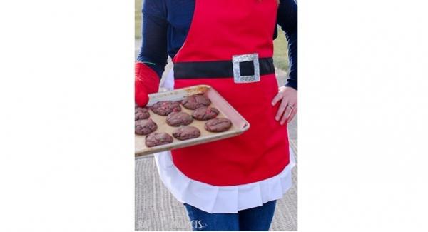 Tutorial: Santa apron