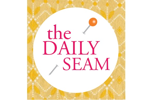 I'm hosting The Daily Seam today!