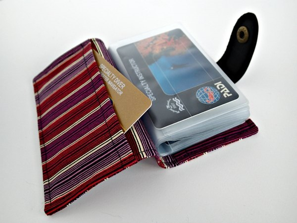 Tutorial: Guy friendly credit card wallet