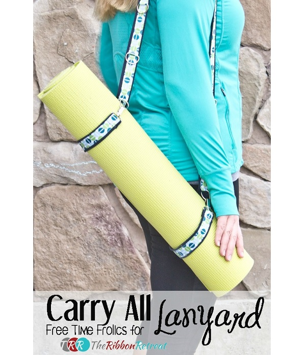 Tutorial: Adjustable Carry All Lanyard