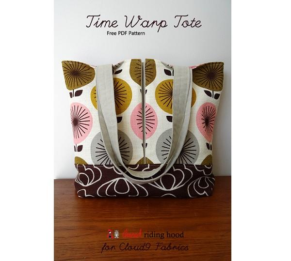 Tutorial: Time Warp Tote