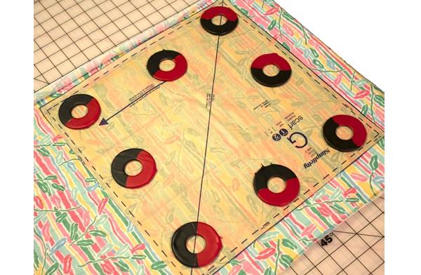Tutorial: DIY plastic coated pattern weights