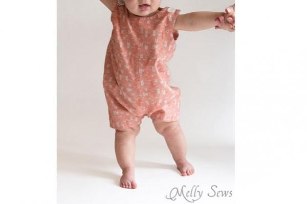 Free Pattern Baby Boy Romper Or Jon Jons Sewing