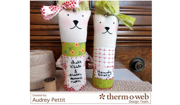 Tutorial: Simple tube softies with lots of personality