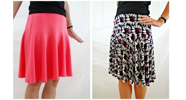 Free pattern: Flouncy Bouncy Skirt