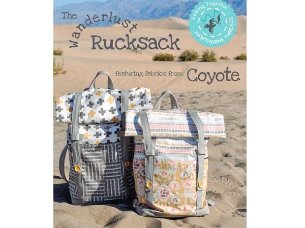 Tutorial: Wanderlust Rucksack
