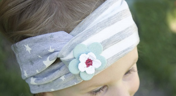 Tutorial: Twisted knit headband