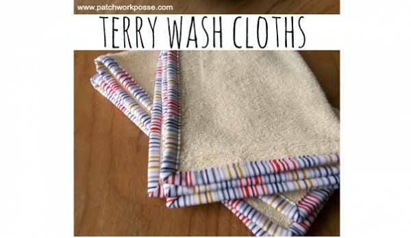 Tutorial: DIY fingertip towels