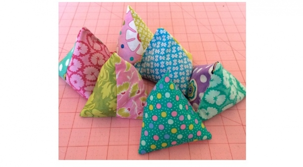 Tutorial: Charm square pattern weights
