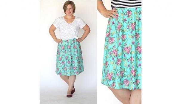 Tutorial: Simple Everyday Skirt