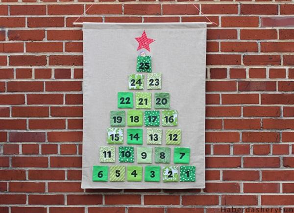 Tutorial: Pocket Advent calendar