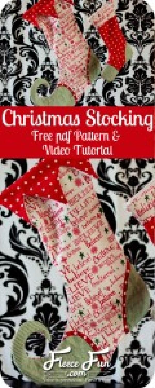 Christmas-stocking-pattern